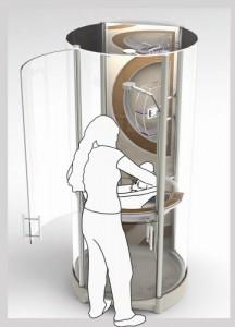 Smart Shower - Baby Washing