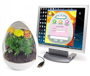 USB Greenhouse Eco Gadget