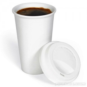 Reusable Coffee Mug - Not A Paper Cup