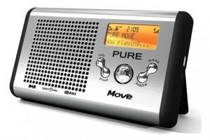 Move Eco Plus DAB Radio