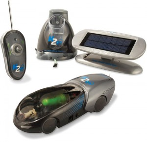 Remote Controlled Hydrogen Powered Car