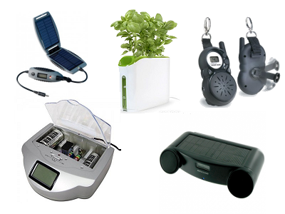 Top Eco Gadgets for 2009