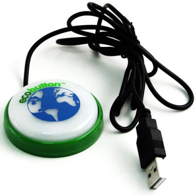 Ecobutton PC Energy Saving Device