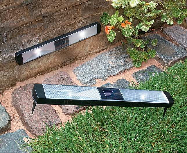 Outdoor Solar Pathway Lights Solar powered led strip lights outdoor outdoor designs solar powered led strip lights outdoor designs workwithnaturefo