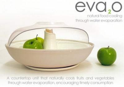 Eva2o - Food Cooling Through Evaporation