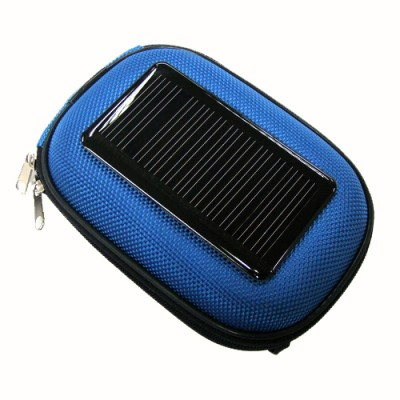 Solar Powered Mobile Bag For Charging Electronics