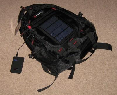 Infinit Rucksack IV2.1 - Charging Mode