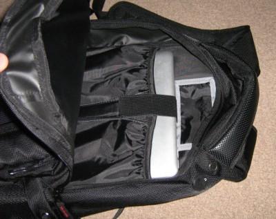 Infinit Rucksack IV2.1 - Laptop Pocket - After