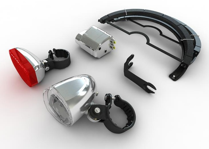Bicycle Generator Lights Led Bicycle Model Ideas