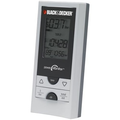 Energy Saver Power Monitor By Black And Decker