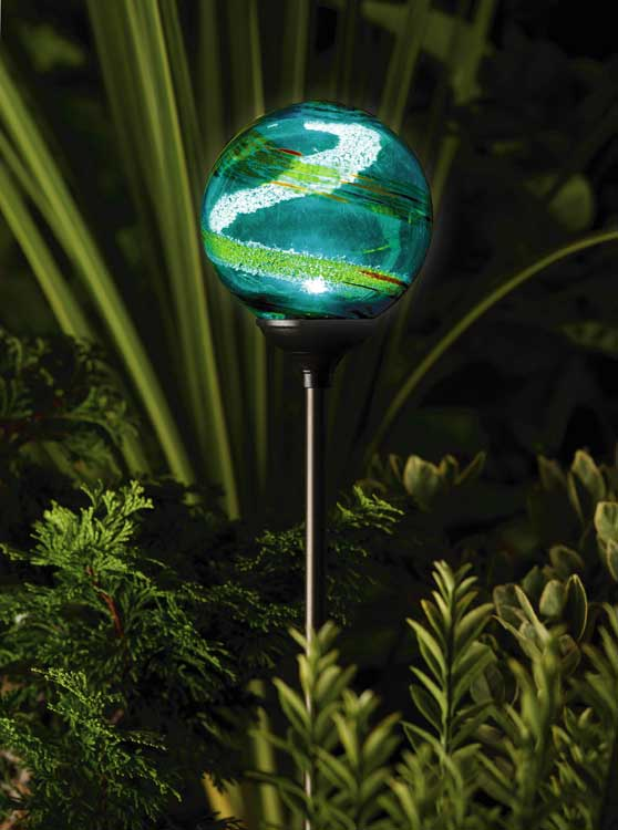 solar powered garden light envirogadget part 3