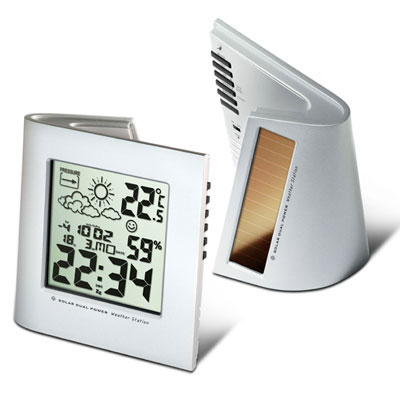 Powerplus Seal Solar Powered Weather Station