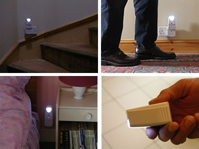 Safe T Light Multi Functional Night Light