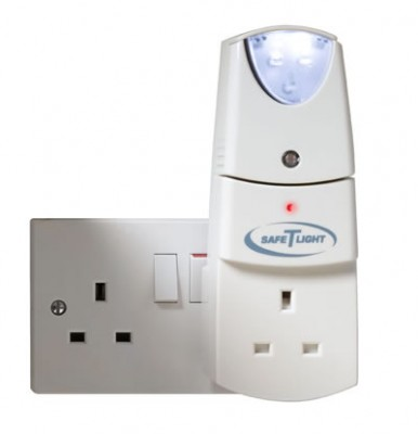 Safe T Light Multi Functional Night Light