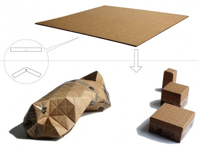 Universal Packaging System Concept