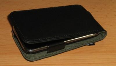 Closed iPhone Case