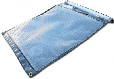 AquaPak - A Solar Water Pasteurizer