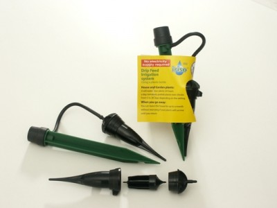IRISO water drippers - Plant Watering System