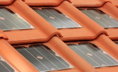 Solar Roof Tiles By Tegolasolare