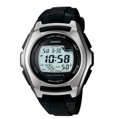 Casio Men's Wavceptor Solar Watch Model WVM120J-1