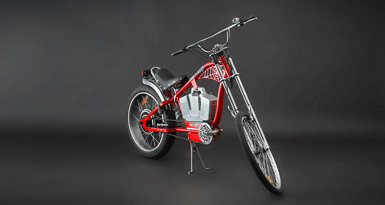 G-Bike - Electric Bike - EnviroGadget