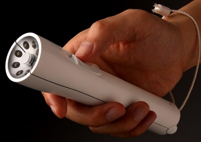 MIA Electric Flashlight Lamp