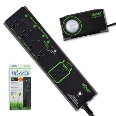 HiSaver Energy Saving Powerbar for PCs