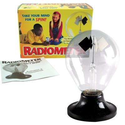 Radiometer Educational Toy