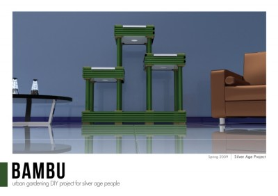 Bambu - Eco-gardening Project For The Elderly