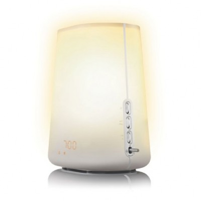 Philips HF3480 Wake-Up Light with Radio Alarm