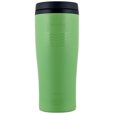 The Green Recycled and Recyclable 16-Ounce Mug By Aladdin