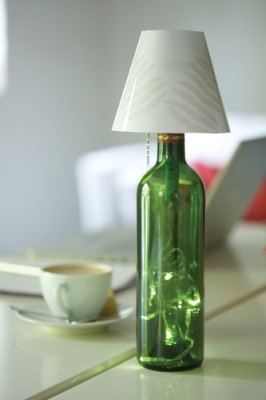 Recycled Bottle Light Kit