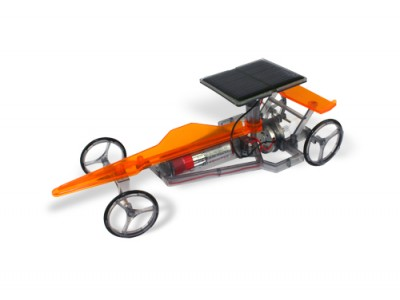 Solar Powered Race Car Toy