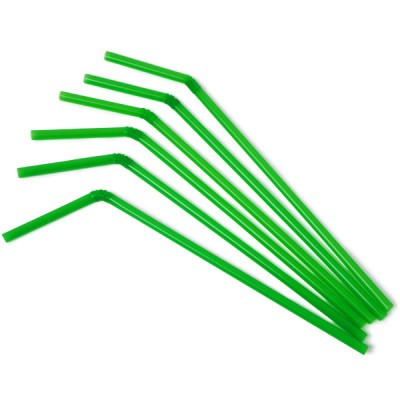 Biodegradable Bendy Straws
