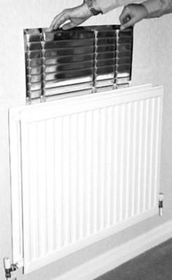 Heatsaver Radiator Panels