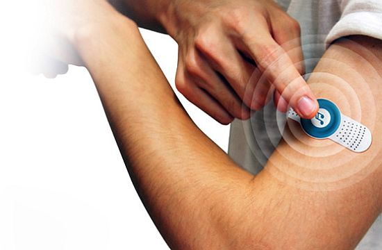 Body Power Powered by Body Heat