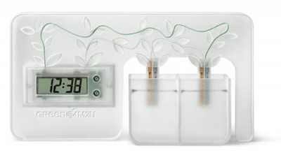 Clean Energy Water Clock