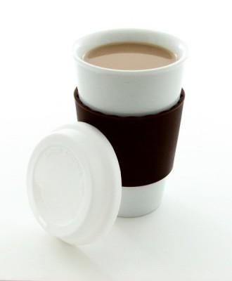 Eco Cup - Reusable Porcelain Cup