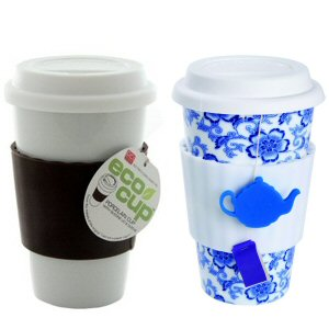 Eco Cup - Reusable Porcelain Cup