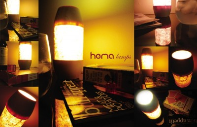 Hema Lamp