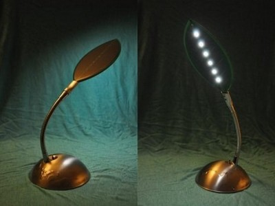 Lumileaf Solar LED Lamp By Sonelis