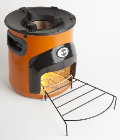 Rocket Wood Stove : ... Ezy Stove Rocket Stove – Wood fuelled camp cooking by Wild Stoves