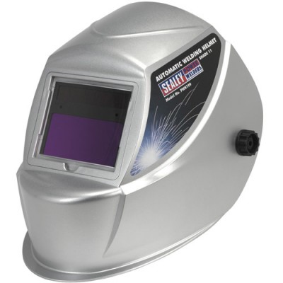 Sealey PWH199 - Welding Helmet With Solar Powered Automatic Shade