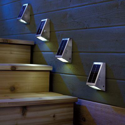 The Solar Stairway Light