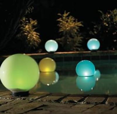 Solar Powered Magic Globe Light
