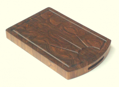 Reclaimed Teak Chopping Board By Thai-Pepper