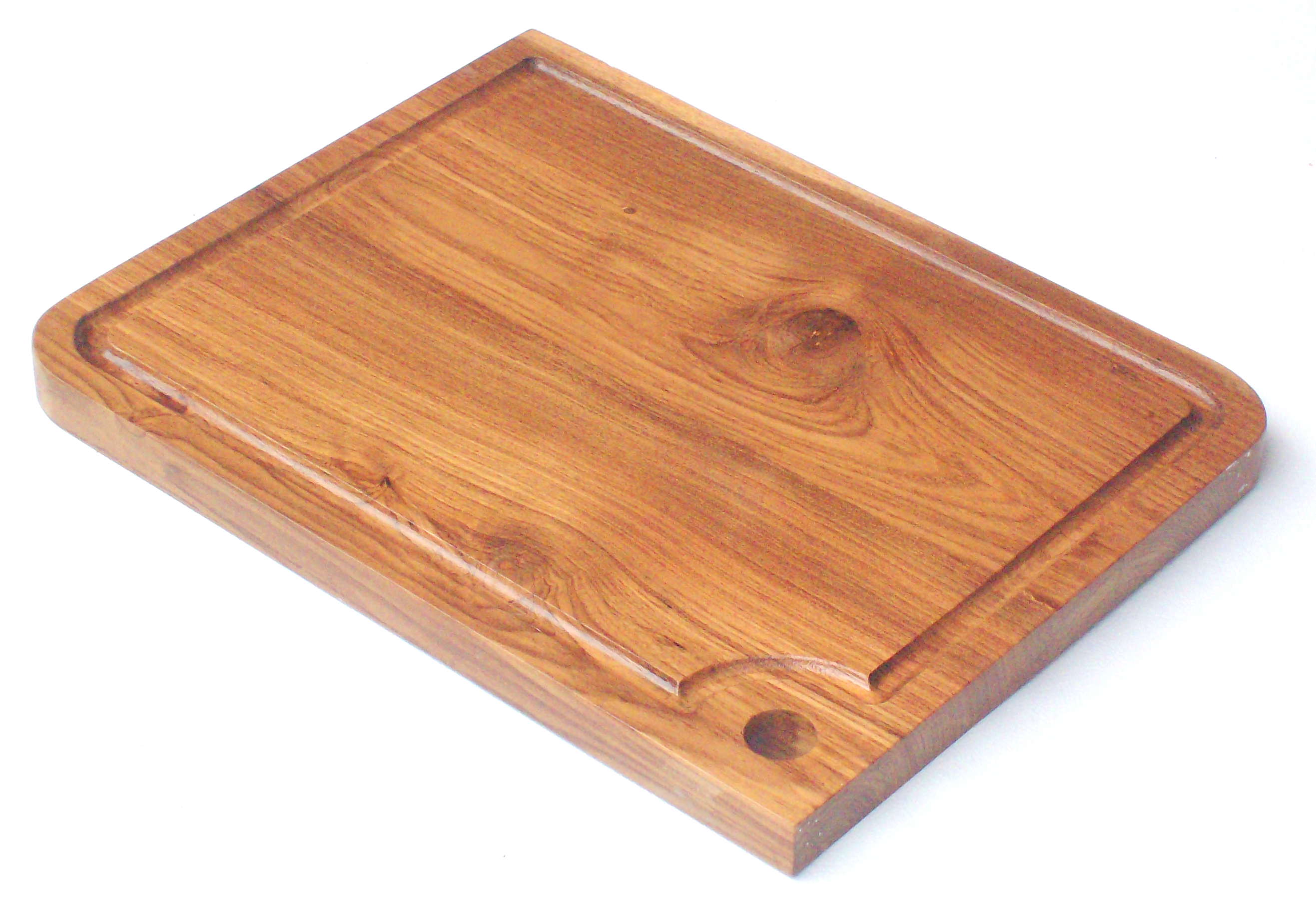 Reclaimed Teak Chopping Board By Thai-Pepper | EnviroGadget