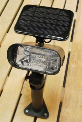 Thea Solar Garden Spot Light