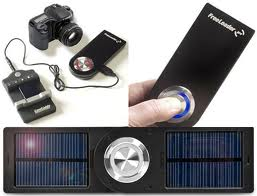 Solar Charge your Gadgets