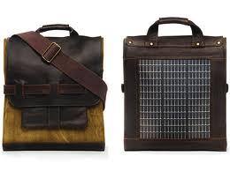 Solar Powered Bags